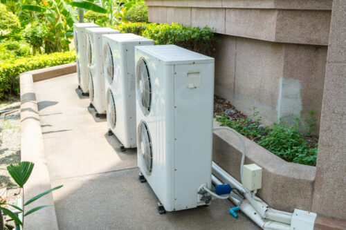 ducted air conditioning units